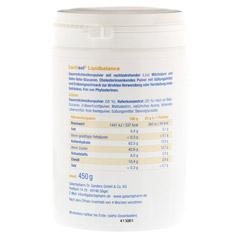 LACTISOL Lipidbalance Pulver 450 Gramm - Rechte Seite