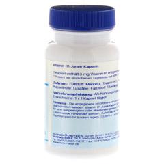 VITAMIN B1 3,0 mg Junek Kapseln 60 Stück - Rechte Seite