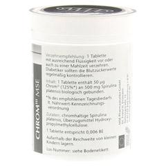 CHROM III MSE 50 µg Tabletten 120 Stück - Rechte Seite