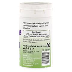 LUTEIN KAPSELN 6 mg+Heidelbeer 60 Stück - Rechte Seite
