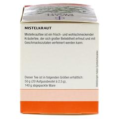 MISTELKRAUT Filterbeutel 20x2.5 Gramm - Rechte Seite