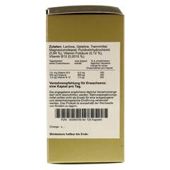 Vitamin B12 120 Stück - Rechte Seite