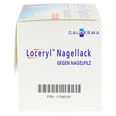 Loceryl gegen Nagelpilz 5 Milliliter - Rechte Seite