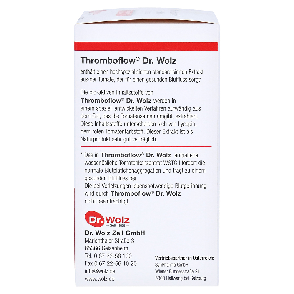 thromboflow dr wolz pellets 10x5 gramm online bestellen medpex versandapotheke. Black Bedroom Furniture Sets. Home Design Ideas