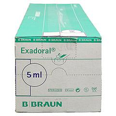 EXADORAL B.Braun orale Spritze 5 ml 100 Stück - Rechte Seite