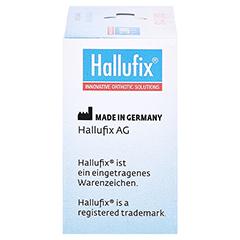 HALLUFIX softies Hammerzehenpolster Gr.M 36-41 2 Stück - Rechte Seite