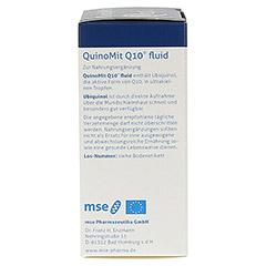 QUINOMIT Q10 fluid Tropfen 50 Milliliter - Rechte Seite