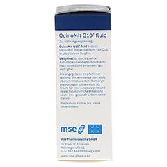 QUINOMIT Q10 fluid Tropfen 30 Milliliter - Rechte Seite