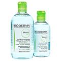 BIODERMA Sebium H2O Reinigungslösung + gratis Sebium H2O Reinigungslösung 250 ml 500 Milliliter