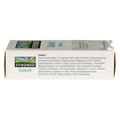 COLOVIT Tabletten 60 Stück - Unterseite