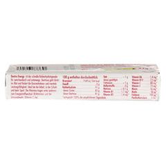 DEXTRO ENERGY Tropical+10 Vitamine Stange 1 Stück - Unterseite