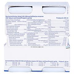 FREBINI Energy Fibre Drink Schokolade Trinkfl. 4x200 Milliliter - Unterseite