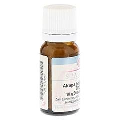 ATROPA Belladonna D 12 Globuli 10 Gramm N1 - Rückseite