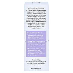 FREI ÖL Hydrolipid LippenBalsam 8 Milliliter - Rückseite