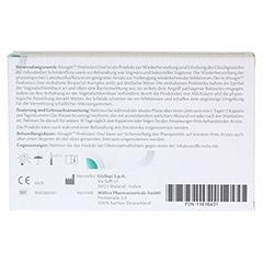 MIVAGIN Probiolact Oral 10 Stück - Rückseite