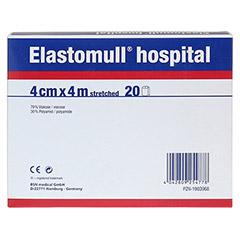 ELASTOMULL hospital 4 cmx4 m elast.Fixierb.weiß 20 Stück - Rückseite