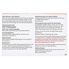 H&S Erkältungstee 20 Stück - Rückseite
