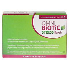 OMNI BiOTiC Stress Repair Pulver 28x3 Gramm - Rückseite