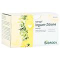 SIDROGA Wellness Ingwer-Zitrone Tee Filterbeutel 20x2.0 Gramm