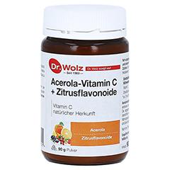VITAMIN C+Bioflavonoide Dr.Wolz Pulver 90 Gramm