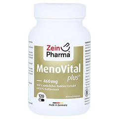 MENOVITAL Plus Rotklee Extrakt Kapseln 120 Stück