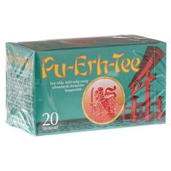 PU ERH Tee Filterbeutel 20 Stück