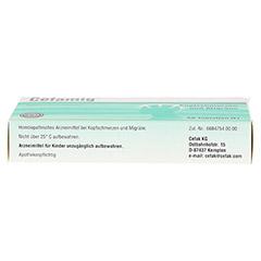 CEFAMIG Tabletten 60 Stück N1 - Oberseite