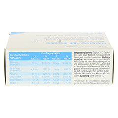 NEURO B forte biomo Neu überzogene Tabletten 100 Stück - Oberseite