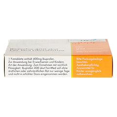 Ibuprofen 400 akut Fair-Med 20 Stück N1 - Oberseite