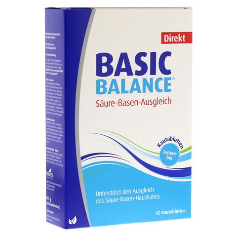 BASIC BALANCE Direkt Kautabletten 42 Stück