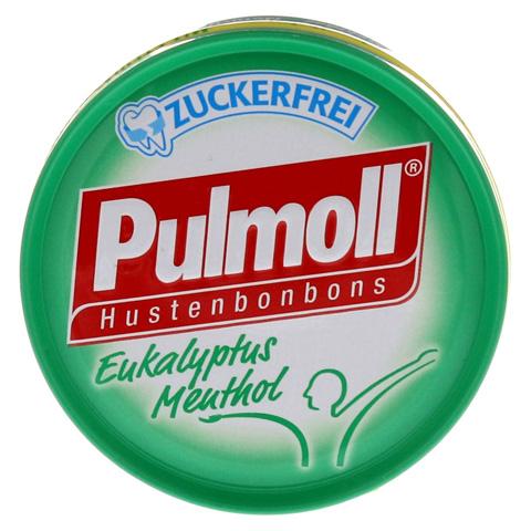 PULMOLL Hustenbonbons Eukalyptus zuckerfrei 50 Gramm