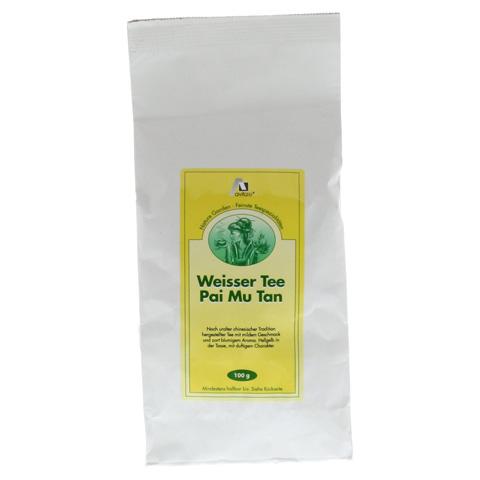 WEISSER TEE Pai Mu Tan 100 Gramm