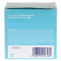 SALTHOUSE TM Therapie Hydro Aktivcreme 24h 50 Milliliter - Unterseite