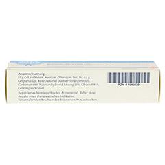 BIOCHEMIE DHU 8 Natrium chloratum D 4 Gel 50 Gramm N1 - Unterseite