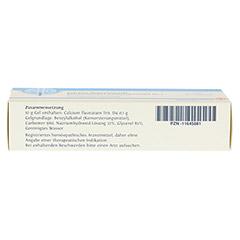 BIOCHEMIE DHU 1 Calcium fluoratum D 4 Gel 50 Gramm N1 - Unterseite