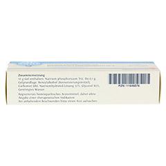 BIOCHEMIE DHU 9 Natrium phosphoricum D 4 Gel 50 Gramm N1 - Unterseite