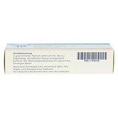 BIOCHEMIE DHU 10 Natrium sulfuricum D 4 Gel 50 Gramm N1 - Unterseite