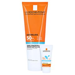 La Roche-Posay Anthelios XL LSF 50+ Sonnenschutz Milch + gratis La Roche Posay Anthelios XL 50+ 15 ml 250 Milliliter