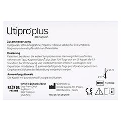 Utipro plus 30 Stück - Rückseite
