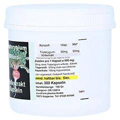 TRIPTERYGIUM Wilfordii Vollextrakt 30 mg Kapseln 300 Stück - Linke Seite