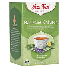 YOGI TEA Basische Kräuter Filterbeutel 17x2.1 Gramm
