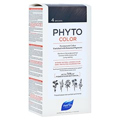 PHYTOCOLOR 4 braun ohne Ammoniak 1 Stück