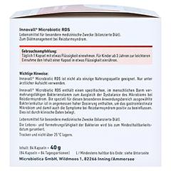 INNOVALL Microbiotic RDS Kapseln 84 Stück - Linke Seite