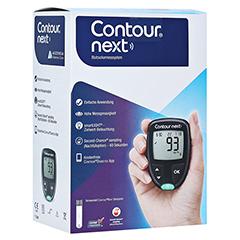 CONTOUR Next NEU Set Blutzuckermessgerät mg/dl 1 Stück