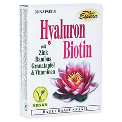 HYALURON BIOTIN Kapseln 30 Stück