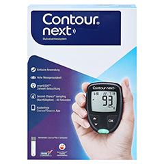 CONTOUR Next NEU Set Blutzuckermessgerät mg/dl 1 Stück - Vorderseite