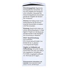 CERES Avena sativa Urtinktur 20 Milliliter N1 - Rechte Seite