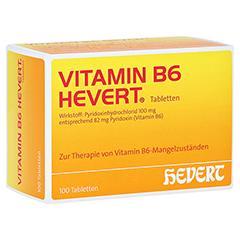 VITAMIN B6 Hevert Tabletten 100 Stück N3
