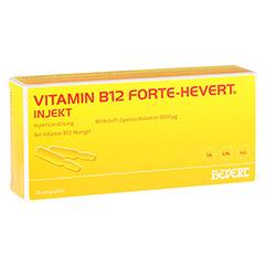 Vitamin B12 Hevert forte Injekt Ampullen 20x2 Milliliter N3