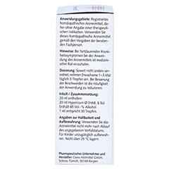 CERES Hypericum Urtinktur 20 Milliliter N1 - Rechte Seite